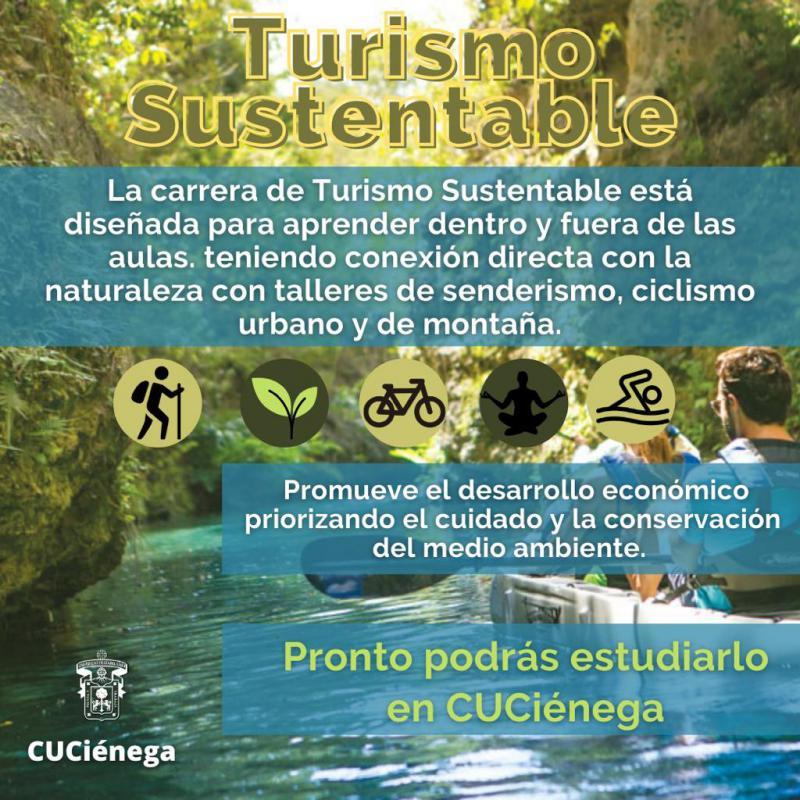 Turismo sustentable, promoción