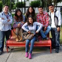 Alumnos de la Licenciatura en Administración