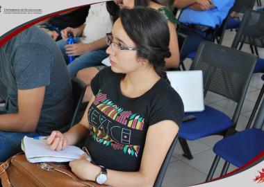 Alumna del Centro Universitario de la Ciénega