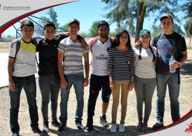 Alumnos de sede La Barca