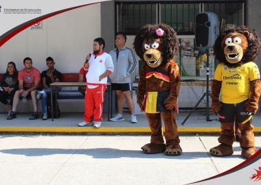 Mascotas oficiales de la Universidad de Guadalajara
