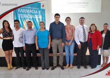 Miembros del Comité Consultivo de la Carrera de Químico Farmacéutico Biólogo
