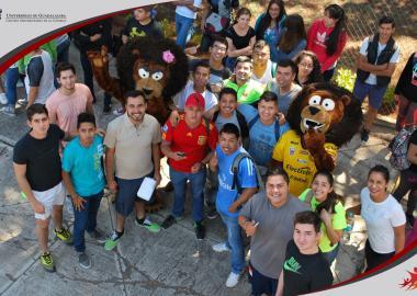 Alumnos de sede Atotonilco