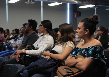Estudiantes de la Licenciatura en Recursos Humanos