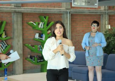 María Fernanda Yáñez ganador del tercer lugar del concurso