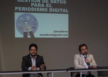 Dr. Héctor Claudio Farina Ortega y Dr. Maximiliano Bron