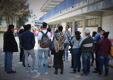Estudiantes de nuevo ingreso