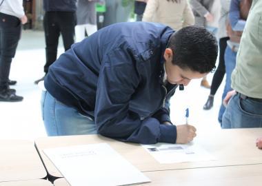 Estudiantes certificados en los programas de TOEFL y IELTS