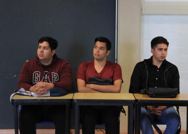 Egresados y candidatos a egresar de las carreras de Ingeniería en Informática y Computación