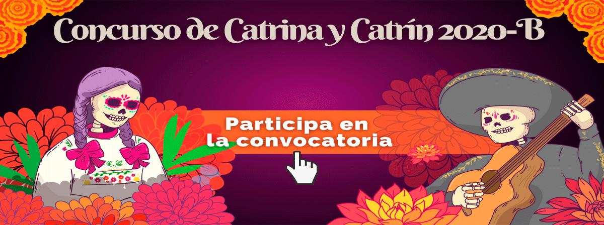 Concurso Catrina y catrín 2020B