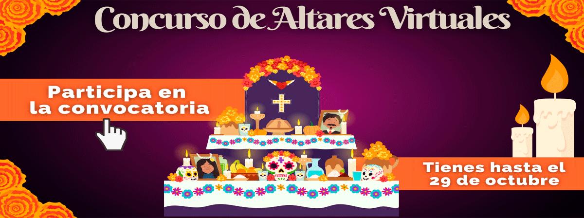 Concurso Altares virtuales 2020B