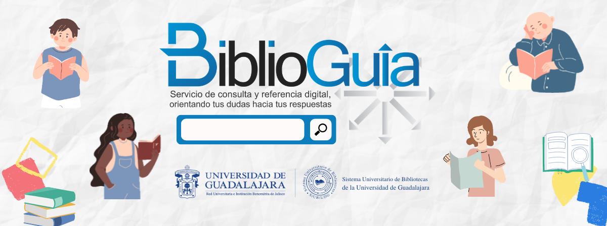 Acceso a Biblioguía UDG
