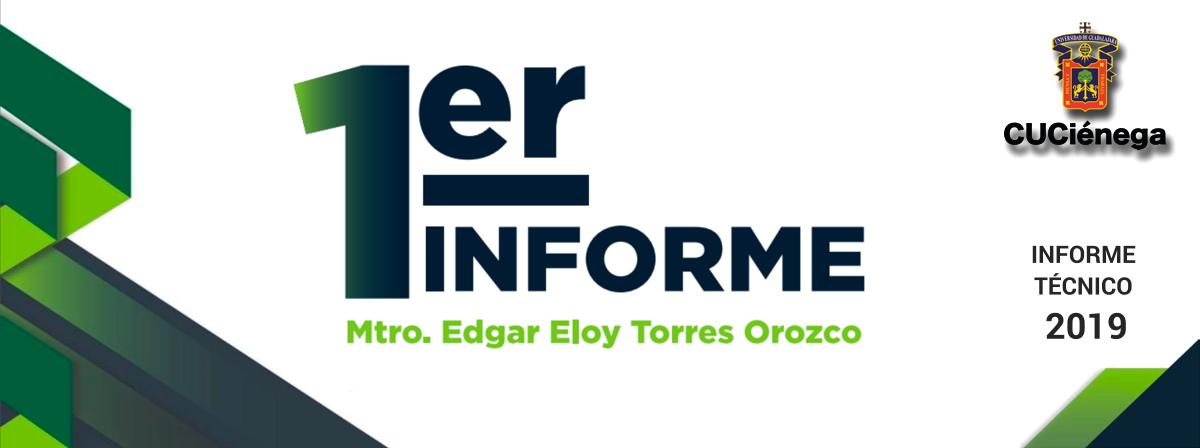 Informe técnico 2019