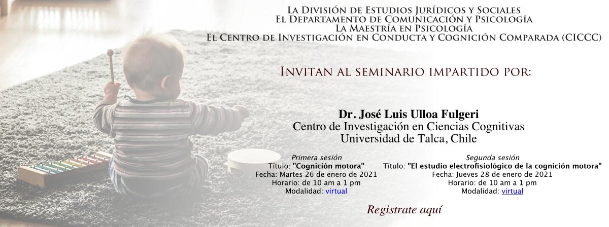 Seminario Maestría en Psicología CICCC