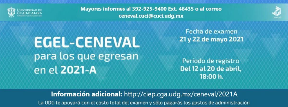 CENEVAL 2021-A
