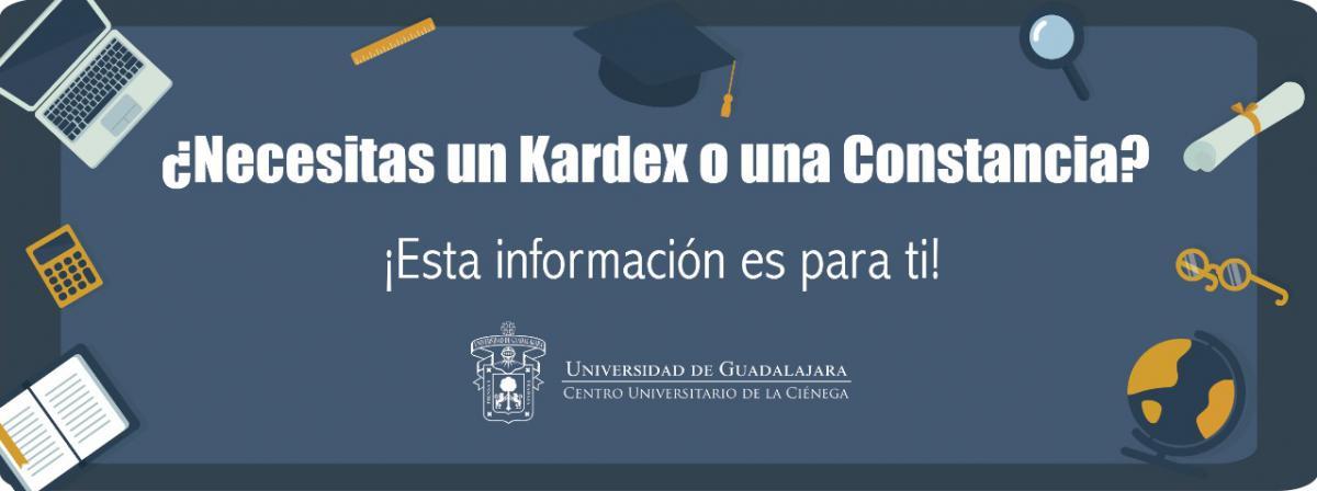 Aviso sobre Kardex y Constancias