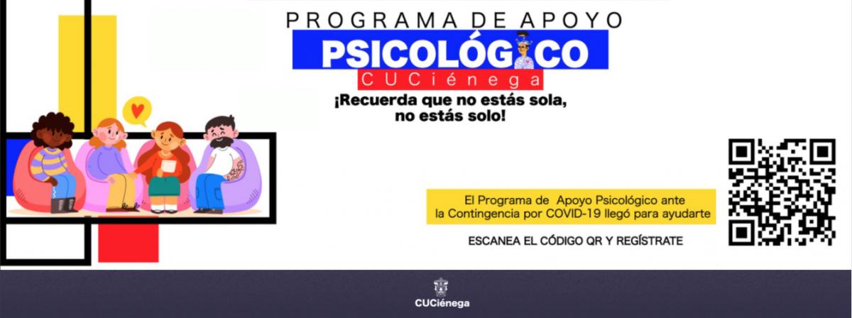 Programa de apoyo Psicológico