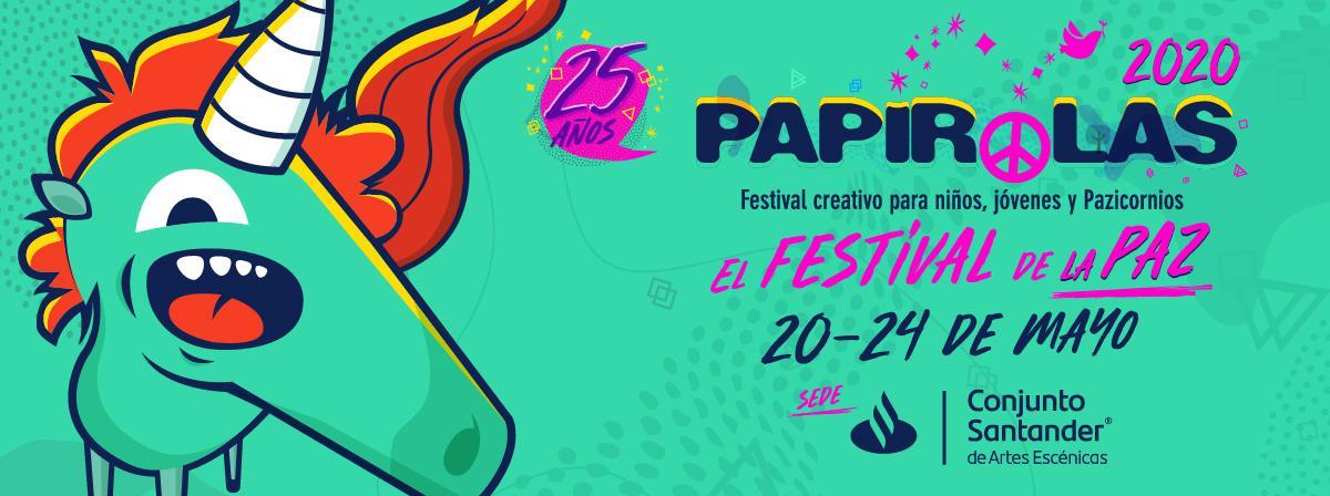 Invitación a Papirolas 2020