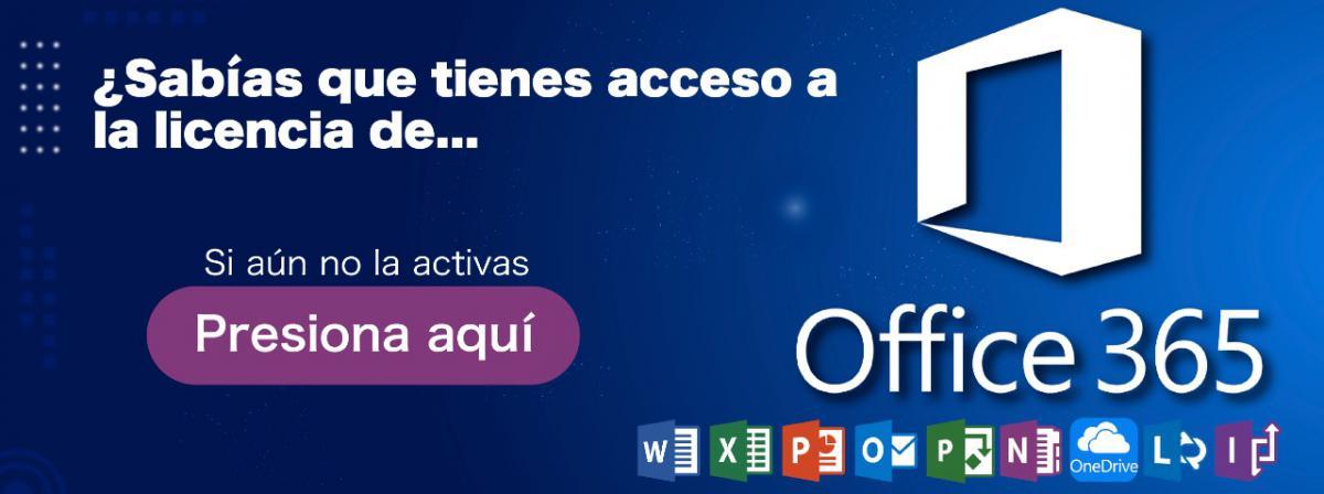 Cuentas Office 365