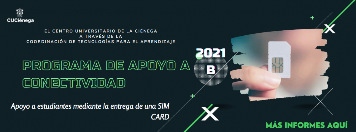 Convocatoria Connectividad 2021B